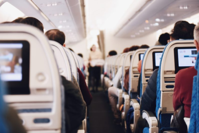Hydration Tips During Travel On An Airplane