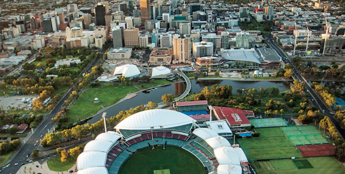 Adelaide is the capital of collaboration – So AMT is a natural fit
