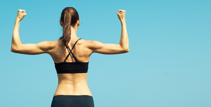 Arm Lift – Shape and tone back into your arms