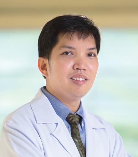 Dr Pongsatorn